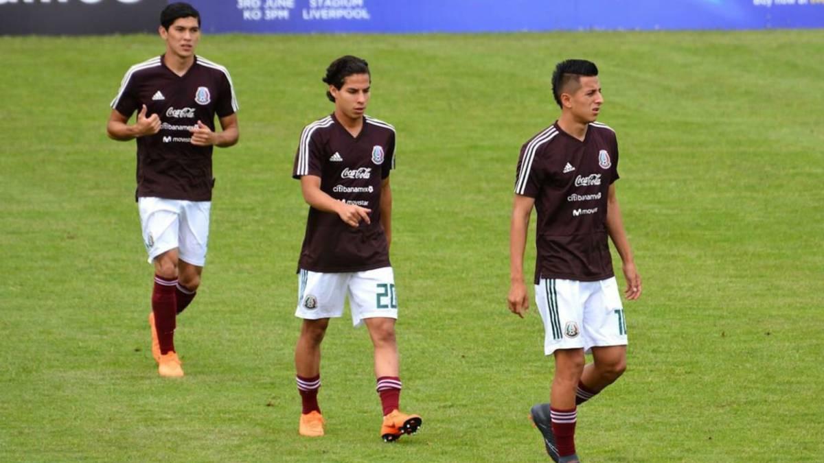 ¡Santa goleada! México aplastó a Catar en estreno en Toulon