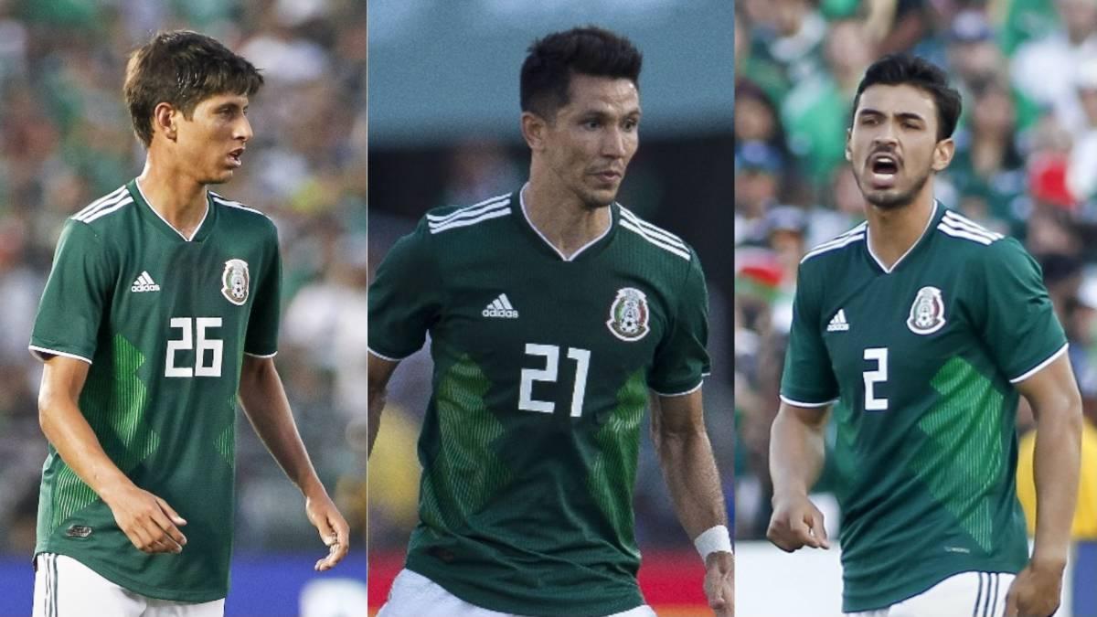 Molina, Damm y Alanís expresan su sentir tras quedarse fuera del Mundial