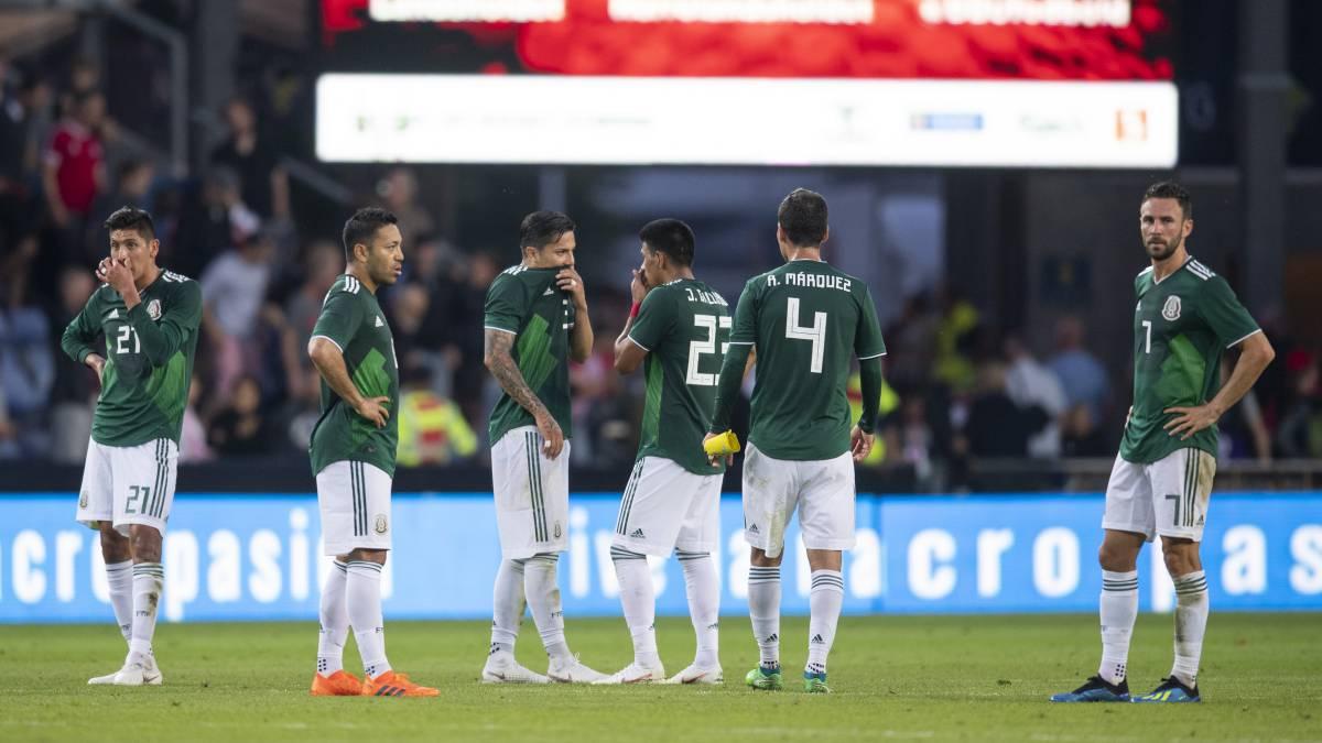 El 1x1 de México vs Dinamarca  Ochoa el mejor del partido - AS México f6795434c9935