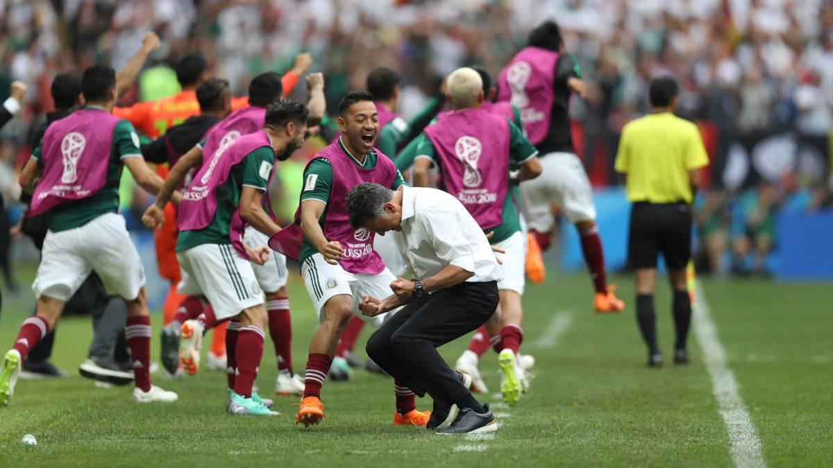 ¿A quién dedicó Juan Carlos Osorio el triunfo de México sobre Alemania?