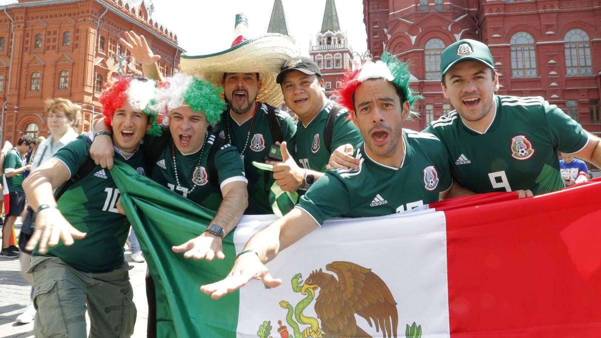 FIFA abre investigación por canto homofóbico de aficionados mexicanos en Rusia