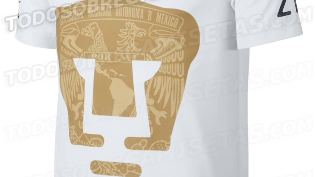 55e3858ef Liga MX: Se filtra posible camiseta de Pumas para el Apertura 2018 ...