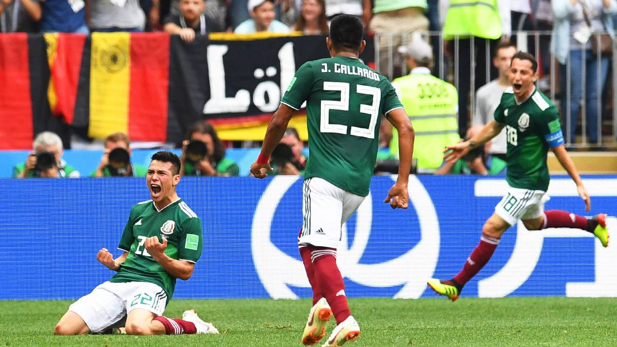 Juego Mexico Vs Alemania Rompe Record Programa Mas Visto En Tv