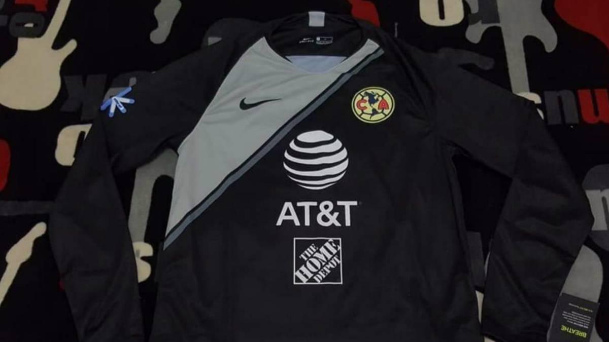 Circula en redes supuesta playera del América de portero - AS México 6b9a035424522