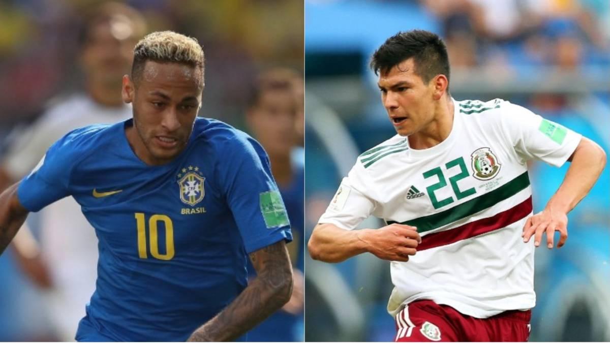 Brasil gana y ahora va ante México