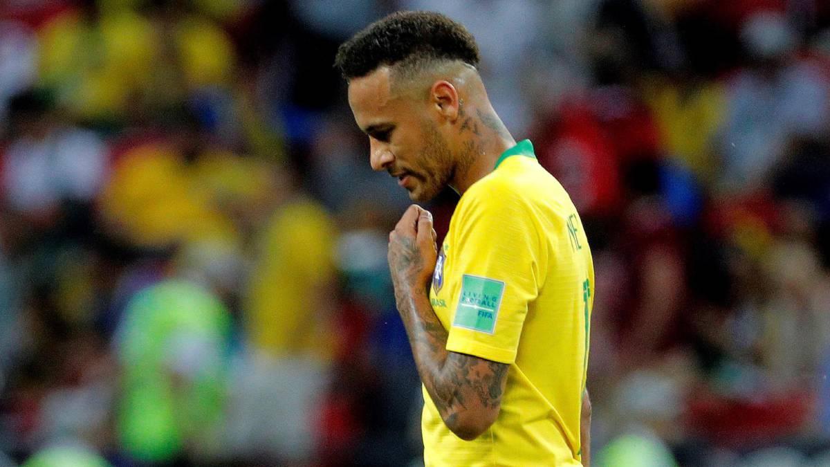 Los expertos critican a Neymar tras eliminación de Brasil - AS México ce1aec9b62