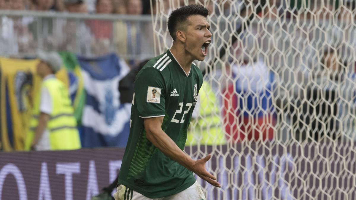 Seis mexicanos entre los mejores 100 del Mundial; 'Chucky' supera a Neymar