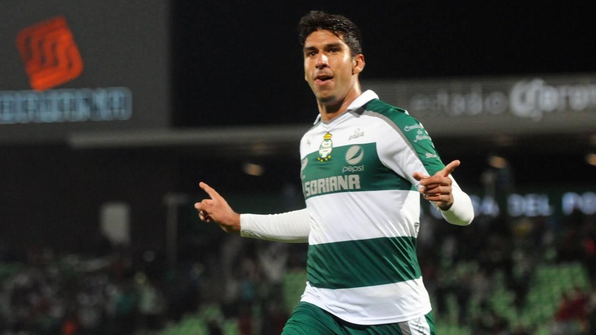Eduardo Herrera regresa a México para jugar con Santos