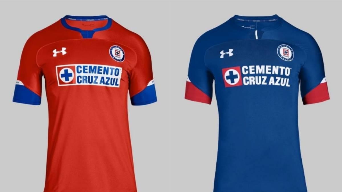 Camiseta de Cruz Azul se vende sin aún ser presentada - AS México dea8d2f2e12