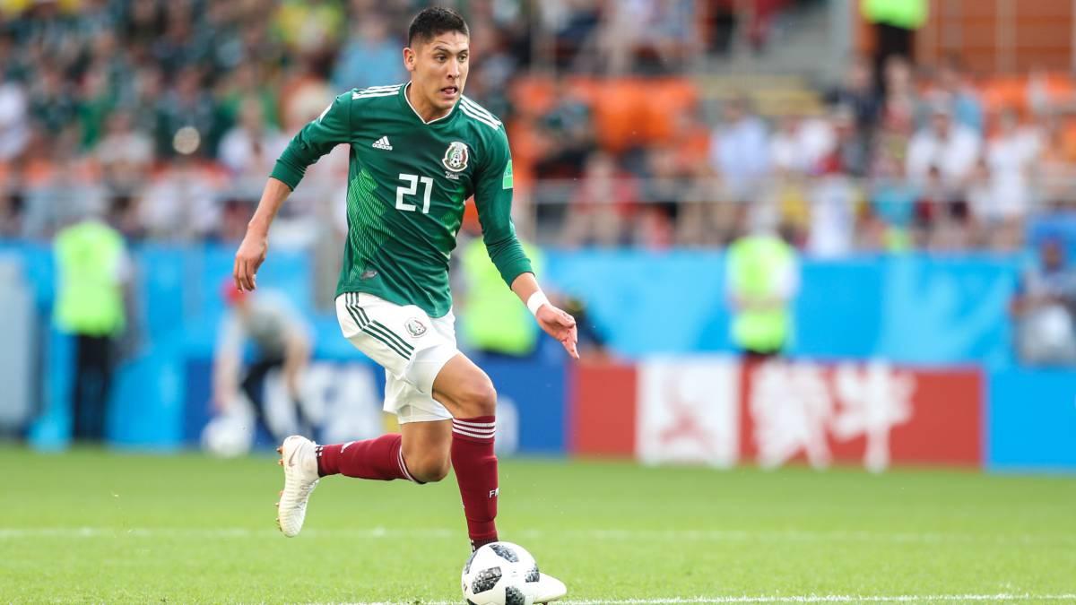 Edson Álvarez sigue interesando al PSV Eindhoven