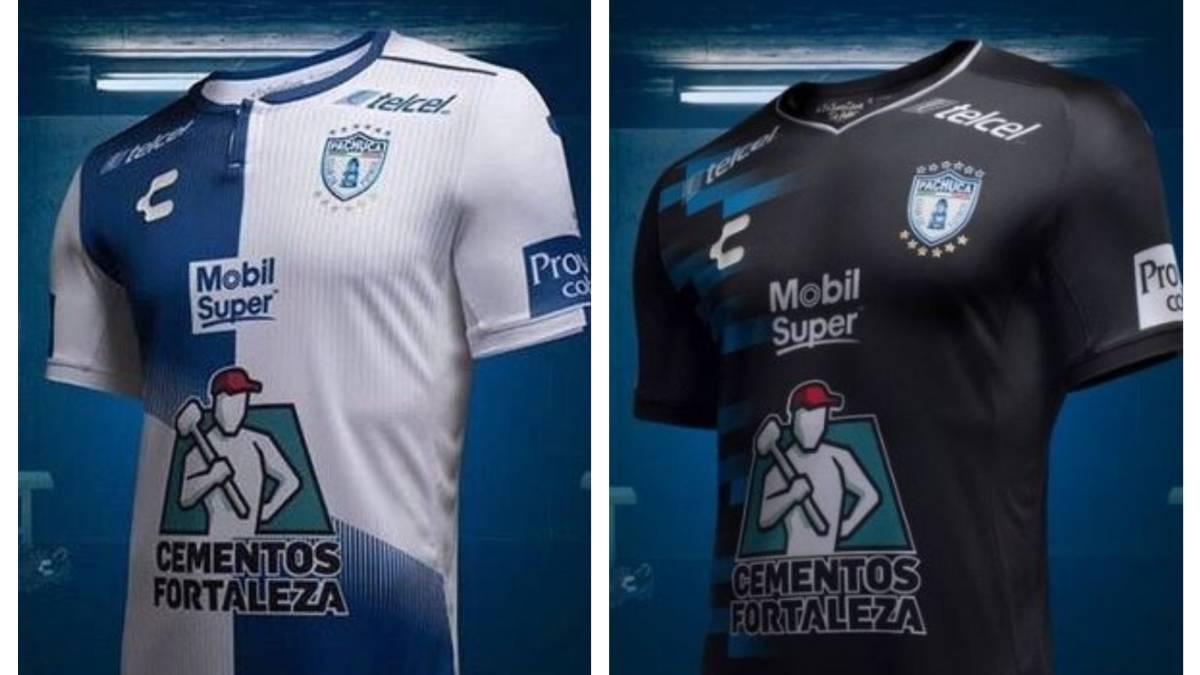 Pachuca presenta su uniforme para el Apertura 2018 - AS México c077228199e