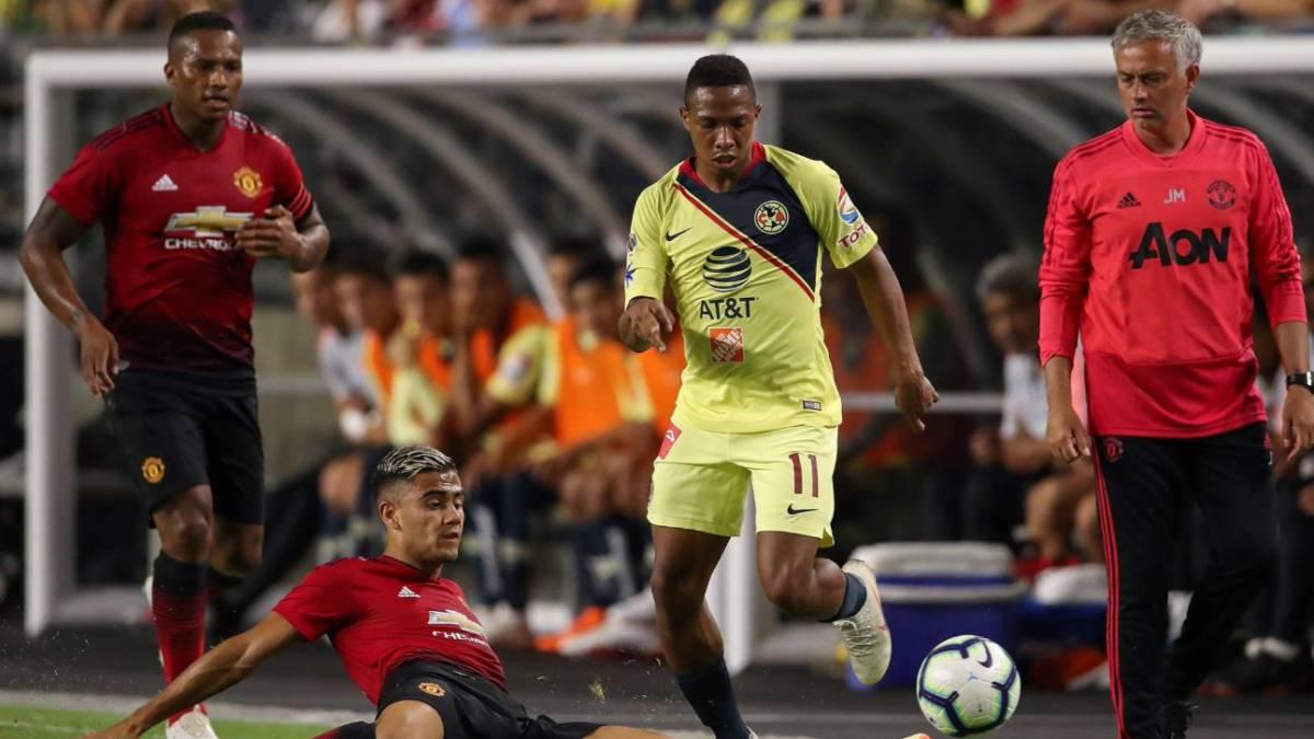 América vs. Manchester United ¿Cuándo y dónde ver el partido amistoso?
