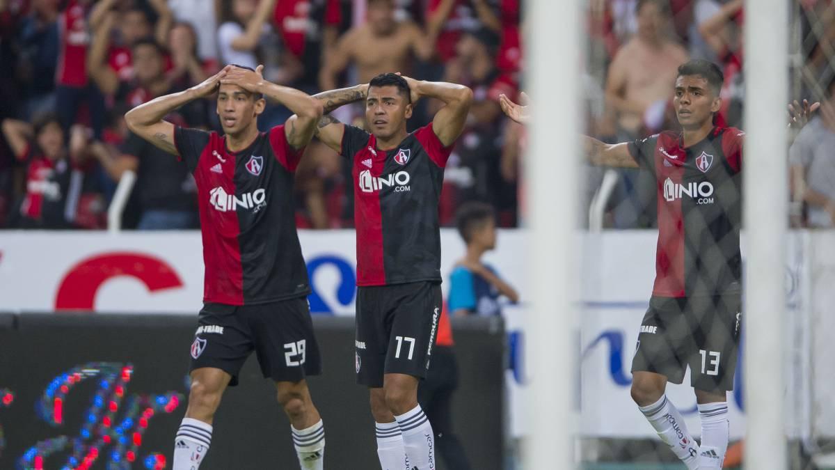 Atlas vs Querétaro (0-0)  Resumen del partido y goles - AS México 7412eee9df7fd