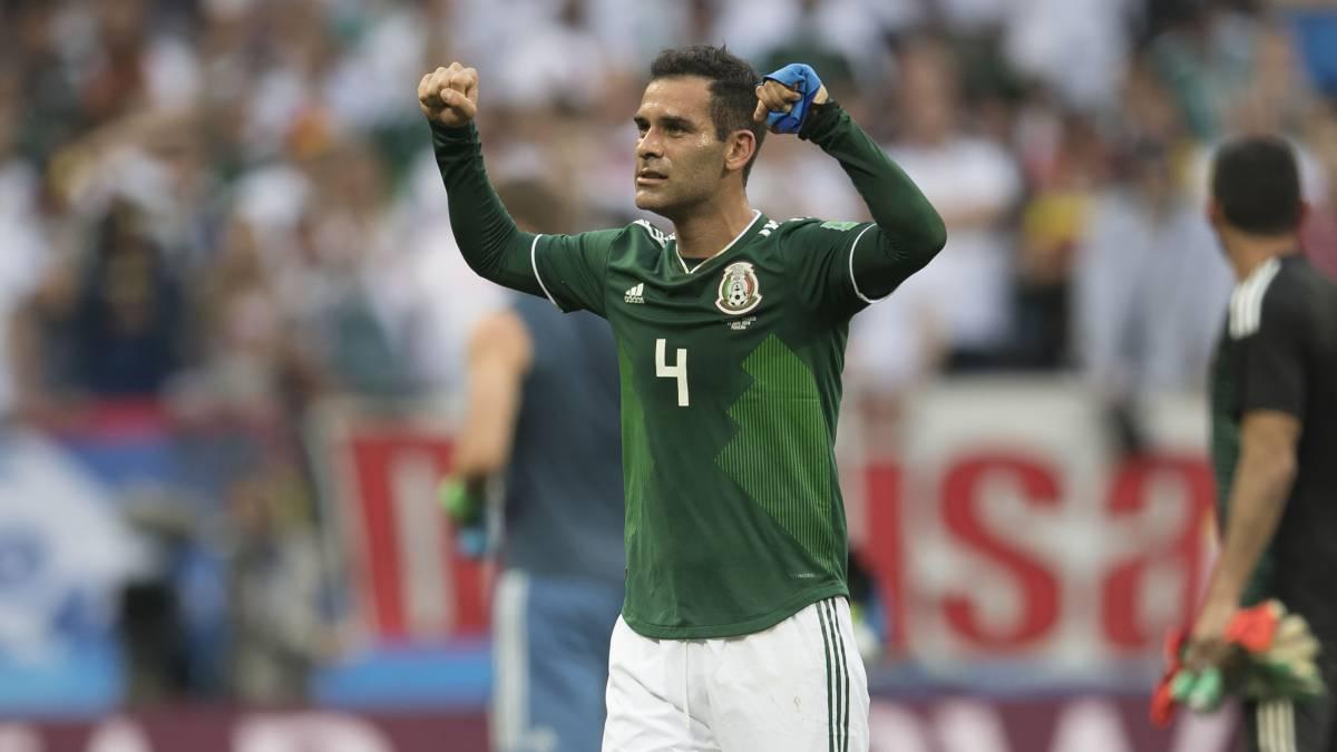 Rafa Márquez anuncia su retirada