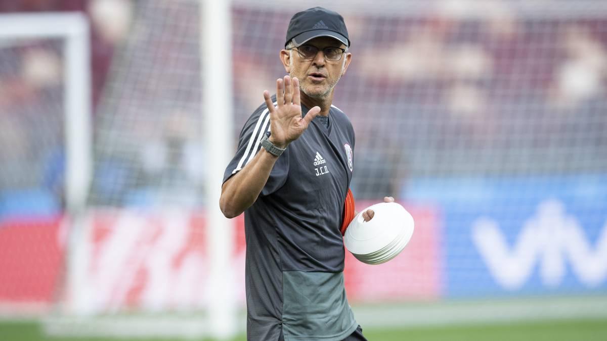 Oficial: Juan Carlos Osorio no continuará como entrenador de México