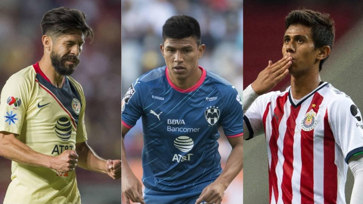 Clubes de la Liga MX entre los más valiosos de América 298e0a8fe9757