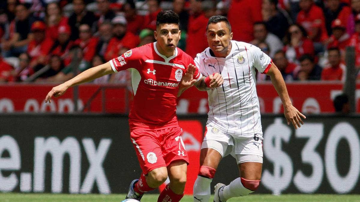Resultado de imagen para Toluca Apertura 2018