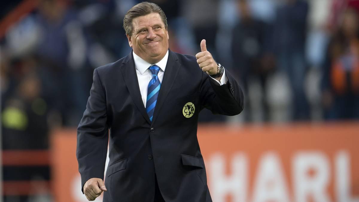 Miguel 'Piojo' Herrera quiere