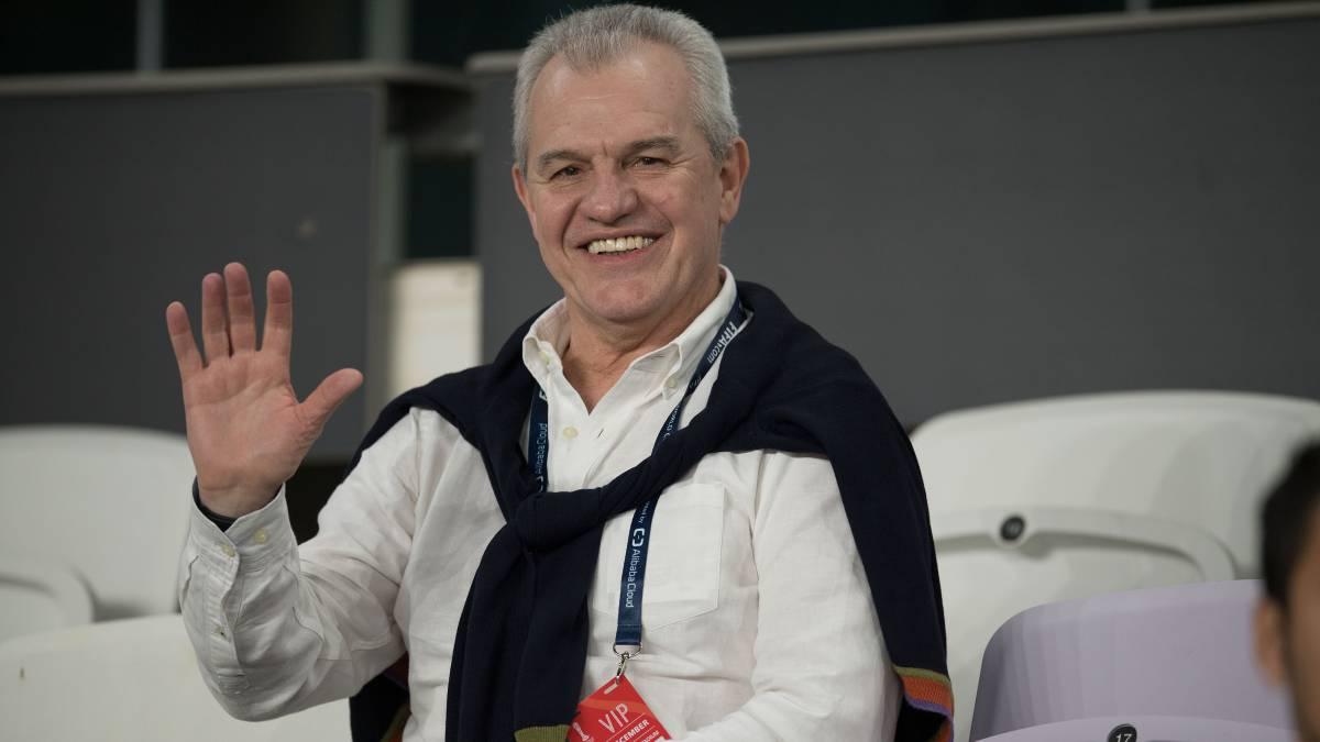 Javier Aguirre da su primera convocatoria como entrenador de Egipto