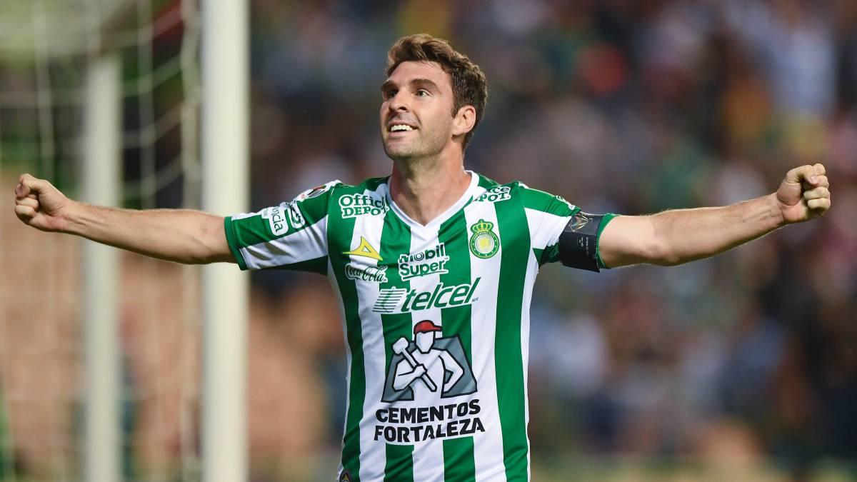Mauro Boselli saldría de León al final del Apertura 2018