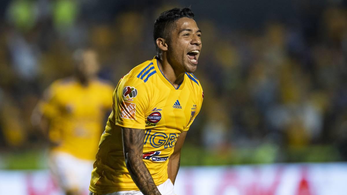 Javier Aquino no podrá ser parte del Clásico Regio con Tigres UANL