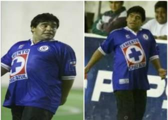 Fútbol: Las camisetas onda retro de los mejores equipos del mundo - AS México