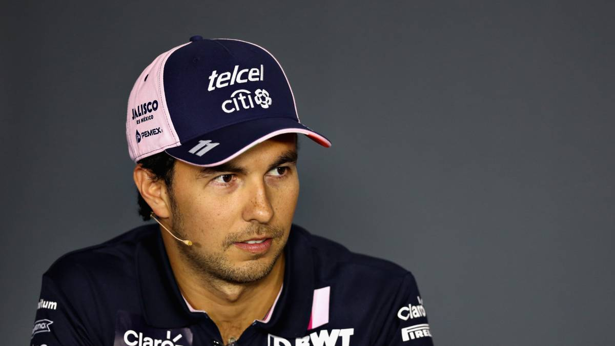 Checo Perez califica de injusta la Formula 1
