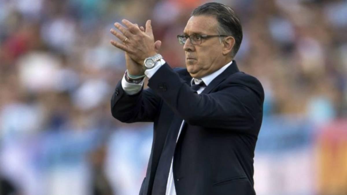 Medrano reveló fecha en que Tata Martino llegará al Tricolor