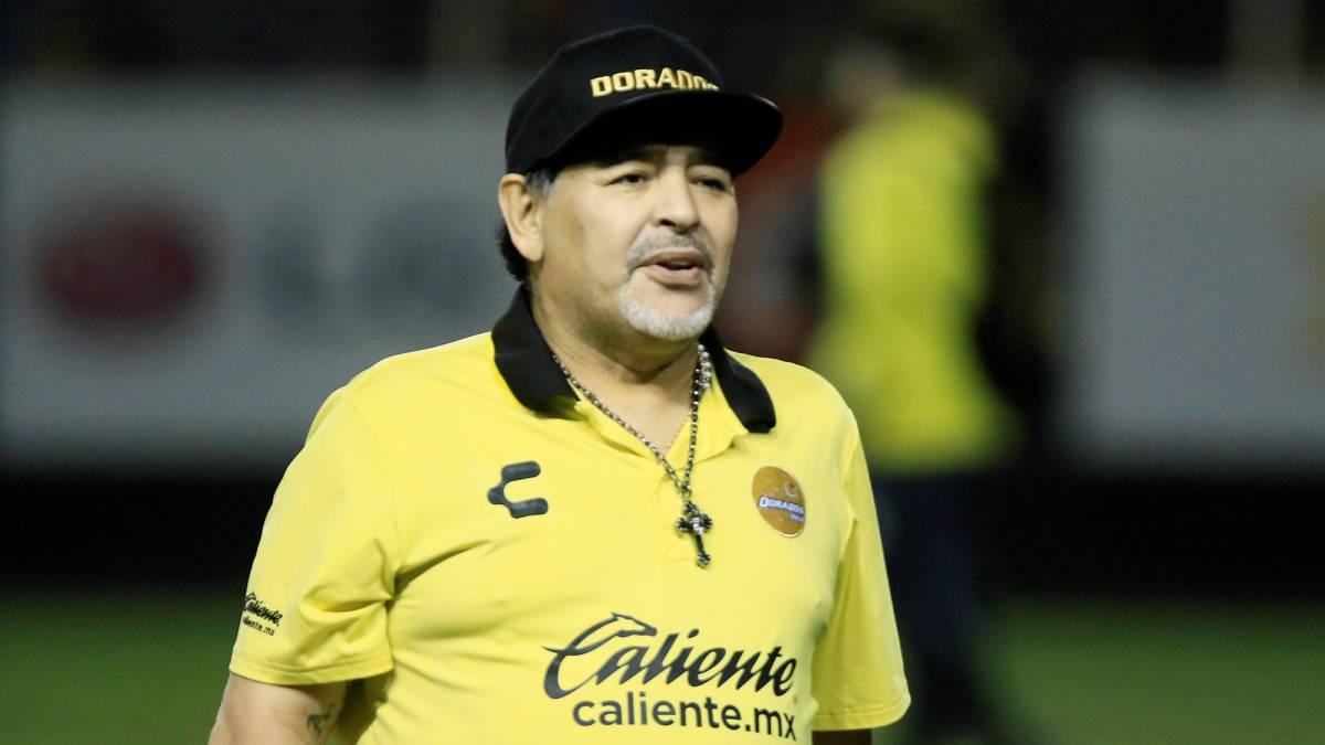 TVC: Maradona buscará traer a Carlos Tévez y D'Alessandro a Dorados