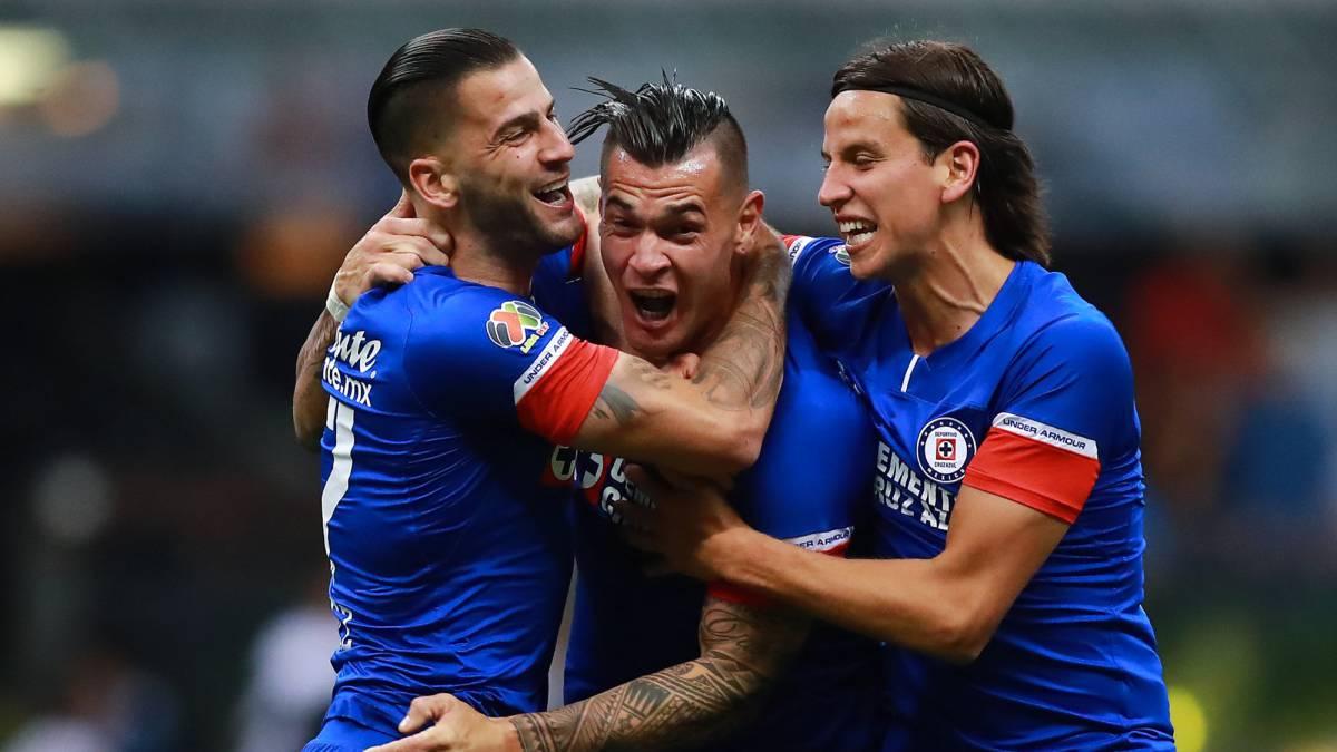 Cruz Azul por la remontada ante Monterrey