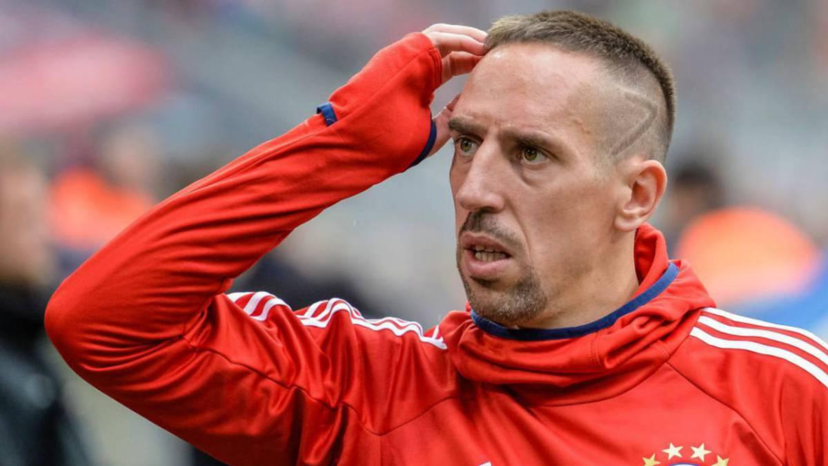 Ribéry estalla: 'Foll…' a sus madres y abuelas