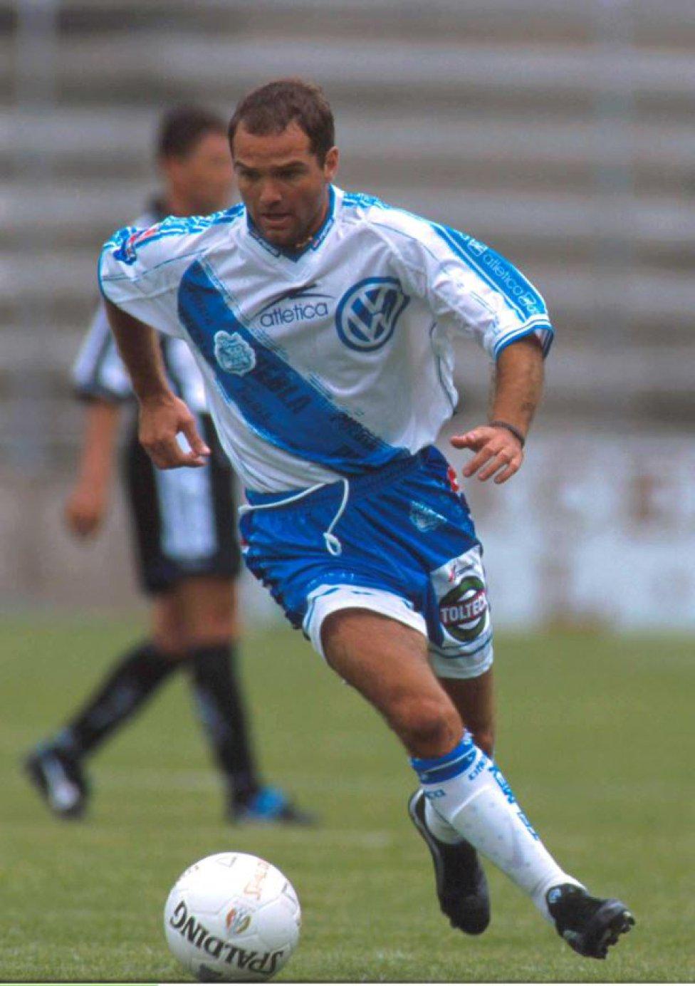 Luis García, Puebla