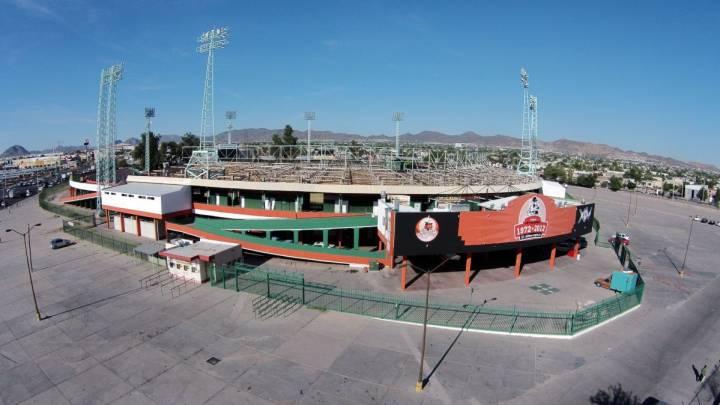 AMLO compra el estadio Héctor Espino de Hermosillo en plena contingencia