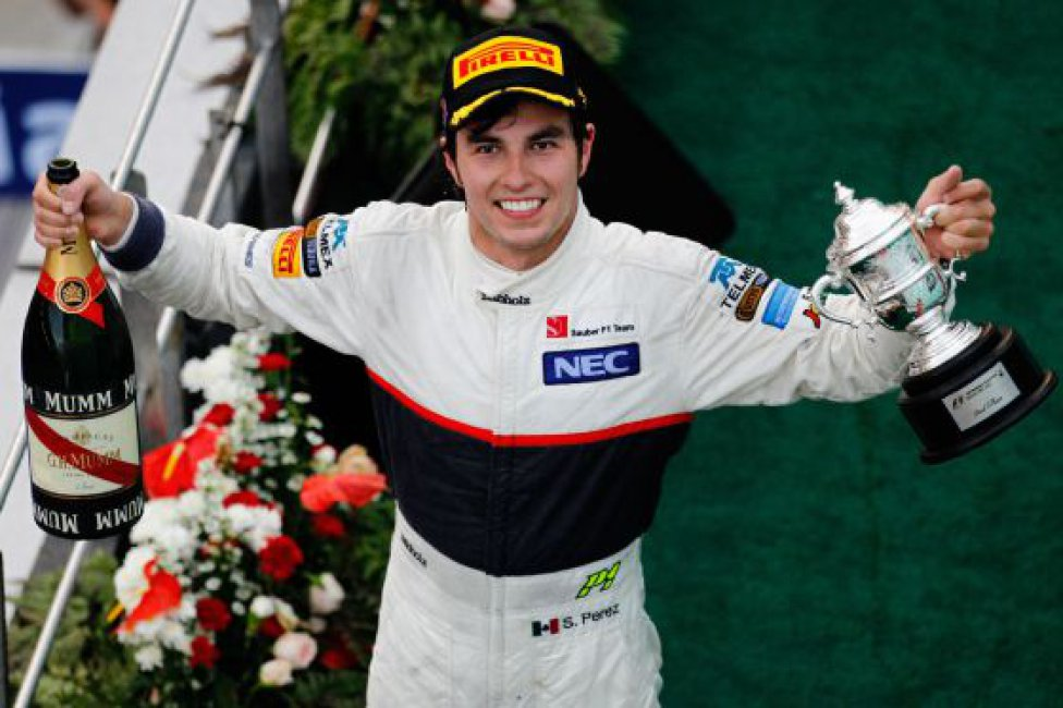 GP Malasia 2012 | Segundo lugar
