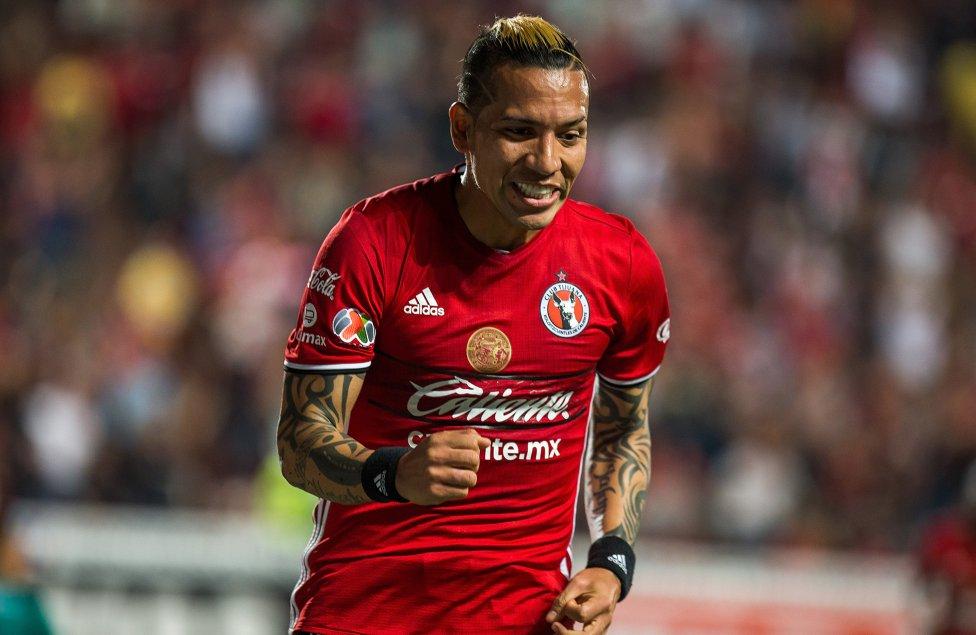 Dayro Moreno, Xolos