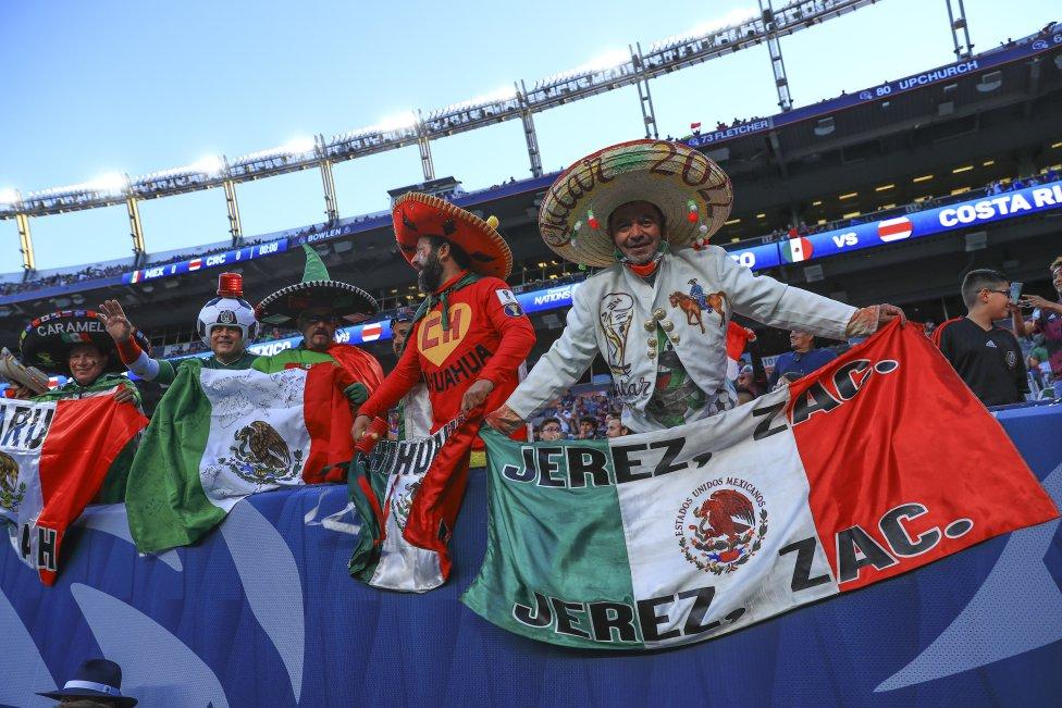 En imágenes, revive el duelo de Semifinales entre México y Costa Rica en el Final Four