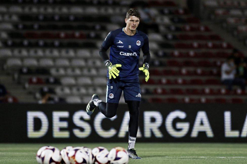 Axel Werner salió del Atlético de San Luis y su futuro aún es incierto