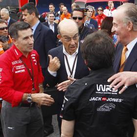 Ezpeleta descarta encabezar el campeonato paralelo de Fórmula 1