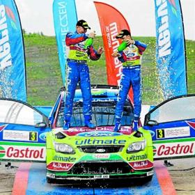Loeb ya no es lder del Mundial