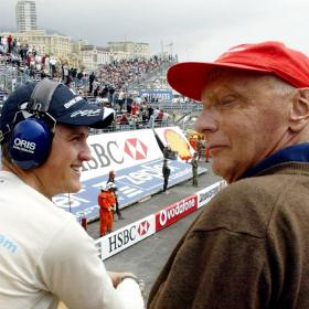Niki Lauda: &quot;Schumacher puede volver a ganar&quot;