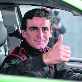 De la Rosa sólo lucha con Fisichella para ir a Sauber