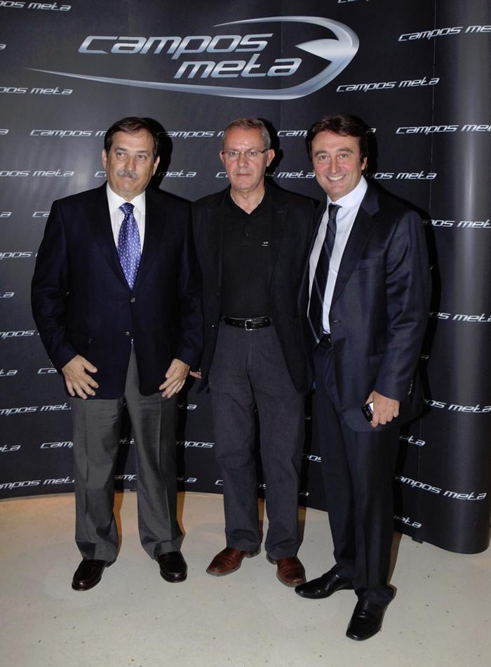 Campos se convertirá en Volkswagen en 2011