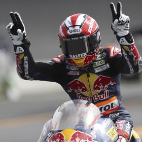 GP de Malasia Marc_Marquez