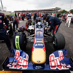 Cepsa lucirá sus colores en Toro Rosso desde Monza
