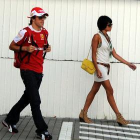 Alonso y Raquel del Rosario anuncian su separación
