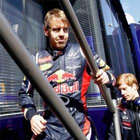 """Sebastian Vettel: """"El coche va por el camino correcto"""""""