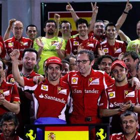 """""""El talento de Alonso merece un coche más competitivo"""""""