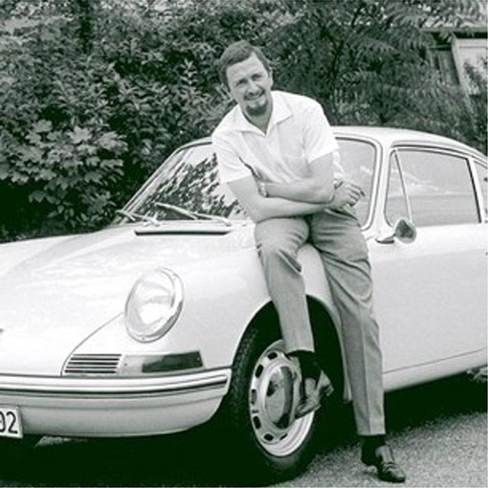 Muere Ferdinand Alexander Porsche, creador del 911