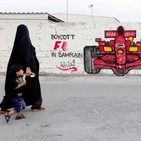 Las escuderías esperan que el GP de Bahrain se cancele