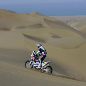 Coma gana el Sealine Cross-Country Rally de Catar